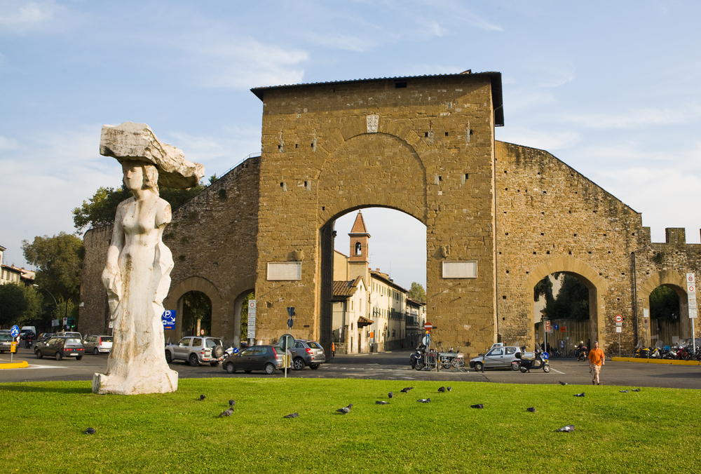 Inside inferno following langdon 39 s footsteps in florence - Porta romana florence ...