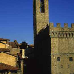 A view of the Bargello