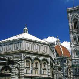 The Baptistry and the Duomo