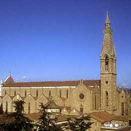 The church of Santa Croce