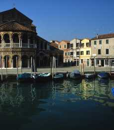 A view of Murano